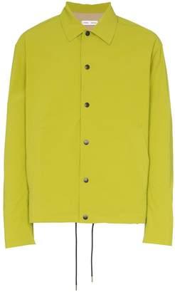 Cmmn Swdn fluorescent press-button shirt jacket