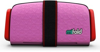 Mifold Booster Car Seat Perfect Pink