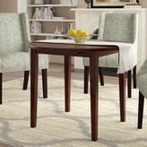 Kendall Drop Leaf Solid Wood Dining Table Red Barrel Studio
