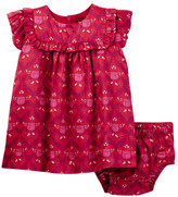 Tea Collection Palermo Baby Dress & Bloomers Set (Baby Girls)
