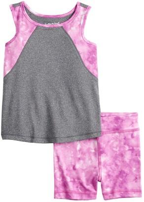 Baby Girl Jumping Beans Tank Top & Shorts Set