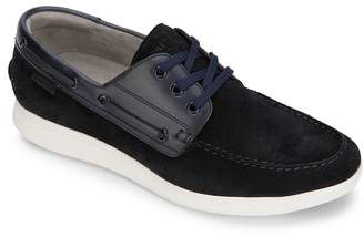 Kenneth Cole Men's Rocketpod Leather Boat Shoes