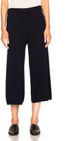 Victoria Beckham Cashmere Cable Stitch Trousers