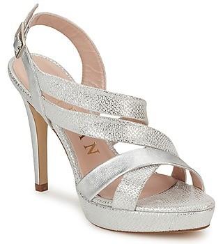 Marian MIGALU women's Sandals in Silver