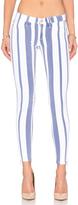 Hudson Krista Ankle Zip Super Skinny