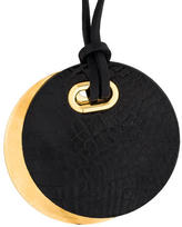 Reed Krakoff Double Disc Pendant