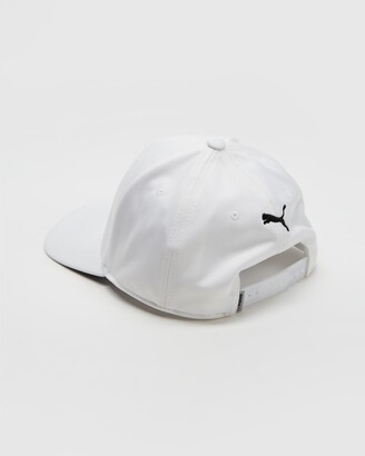 Puma White Caps - P Snapback Golf Cap - Size One Size at The Iconic
