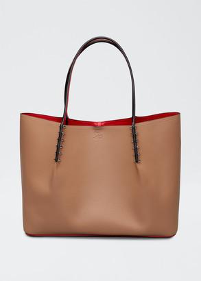 Christian Louboutin Cabarock Large Leather Tote Bag