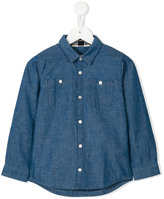 Burberry chambray shirt - kids - Cotton - 4 yrs