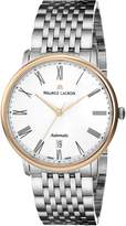 Maurice Lacroix Men's LC6067-PS102-110 Les Classiques Analog Display Swiss Automatic Watch