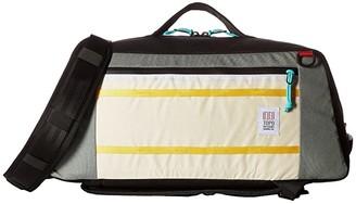 Topo Designs Mountain Duffel 40L (Silver) Bags