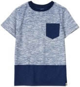 Crazy 8 Colorblock Pocket Tee