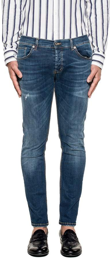 Dondup Blue Mius Denim Jeans