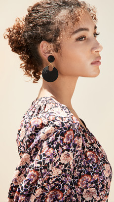Rebecca De Ravenel La Parisienne Earrings