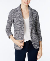 Maison Jules Textured Blazer, Only at Macy's