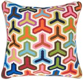 Jonathan Adler Bargello Hazard Pillow, 20 x 20