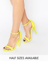 Asos HARNESS Heeled Sandals