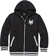 Zoo York Zip-Front Fleece Hoodie - Boys 8-20