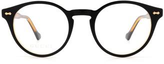 Gucci Gg0738o Black Glasses