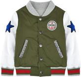 Diesel Reversible teddy jacket