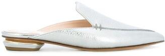 Nicholas Kirkwood Beya 18mm slippers
