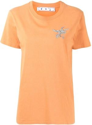 Off-White Arrows-motif short-sleeve T-shirt