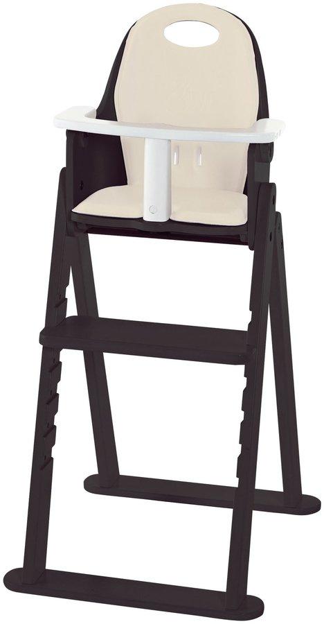 Svan Baby To Booster Bentwood High Chair - Espresso