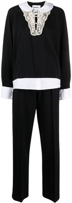 Seen Users Two-Piece Tracksuit Set