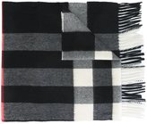 Burberry house check scarf - men - Cashmere - One Size
