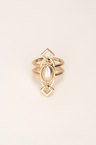 House Of Harlow Rings - r002167gw - Yellow / Golden