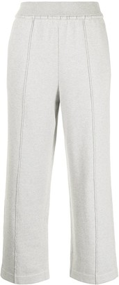 Coohem Exposed-Seam Cotton-Blend Trousers