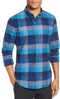 Bonobos Men's Iditarod Trail Slim Fit Check Sport Shirt