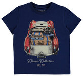 Mayoral Roadster Cotton Jersey Tee, Blue, Size 3-7