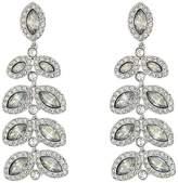 Swarovski Baron Pierced Earrings Earring