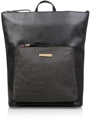 Carvela Calypso Zip Top Backpack Backpacks
