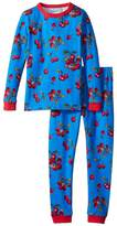 BedHead Kids - Long Sleeve Two-Piece Set Girl's Active Sets