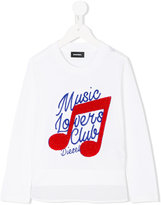 Diesel Music Lovers Club top