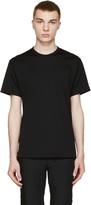 Comme des Garcons Black Back Slit T-Shirt