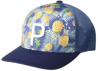 Puma Trucker 110 Cap - Pineapple (Dark Denim) Baseball Caps