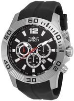 Invicta Men's 20294 Pro Diver Quartz Chronograph Dial Strap Watch - Black