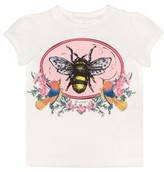 Gucci Infant Girl's Bee Graphic Tee