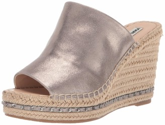 Karl Lagerfeld Paris Women's Carina Wedge Sandal