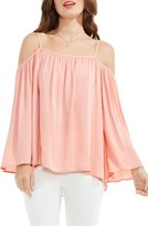 Vince Camuto Women's Off The Shoulder Blouse