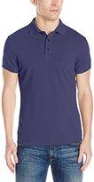 Armani Jeans Men's Regular Fit Pique Polo Shirt