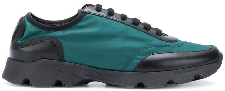 Marni two tone sneakers