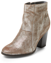 Seychelles Travels High-Heel Ankle Boots