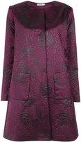 Isolda printed coat