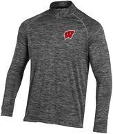 Under Armour Men's Wisconsin Badgers Tech Pullover