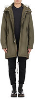 Rag & Bone Men's Bullett Shearling-Trimmed Down Parka