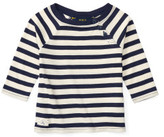 Polo Ralph Lauren Long Sleeve Stripe Top (2-7 Years)